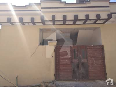3 Marla Brand New Single Story House Available For Sale In Adyala Road