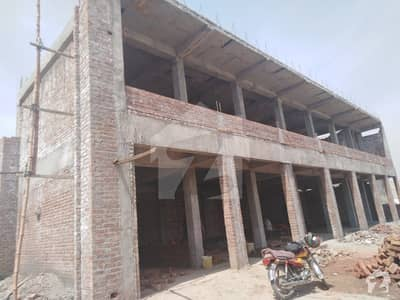 Shop Is Available For Sale At Nagana Chowk - Multan Public School Road