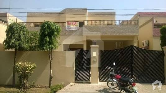 1 Kanal Brigadier House For Rent In Askari 9 Lahore Cantt