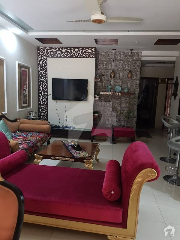 8 Marla Designed Flat For Sale In Rehman Garden Near Dha