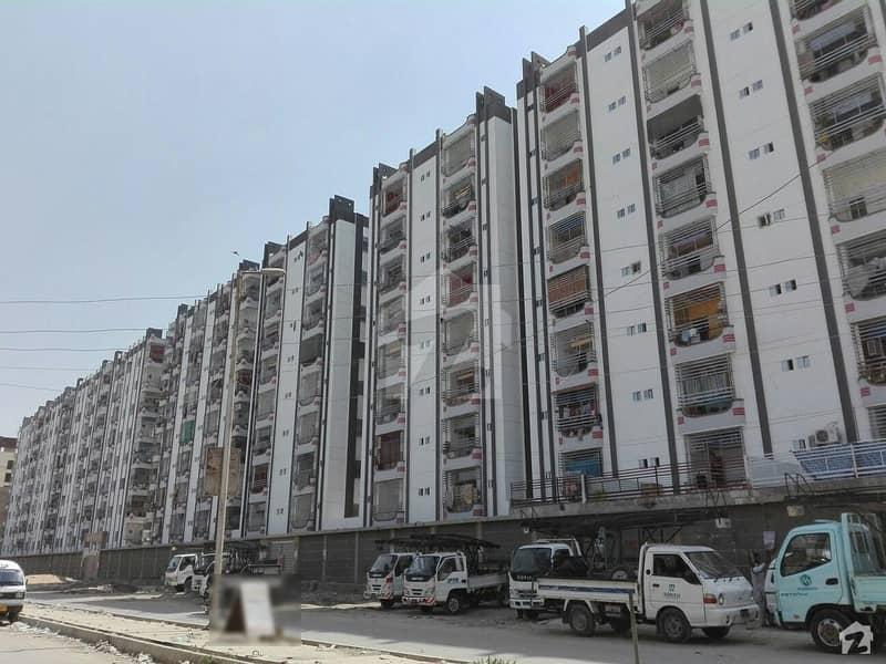 Jamal Enterprises Offers Al Ghafoor Sky Towers 2 Rooms Executive Apartment On Main Power House Chowrangi  North Karachi, Karachi