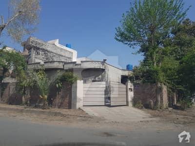 Single  Story   Corner House For Sale