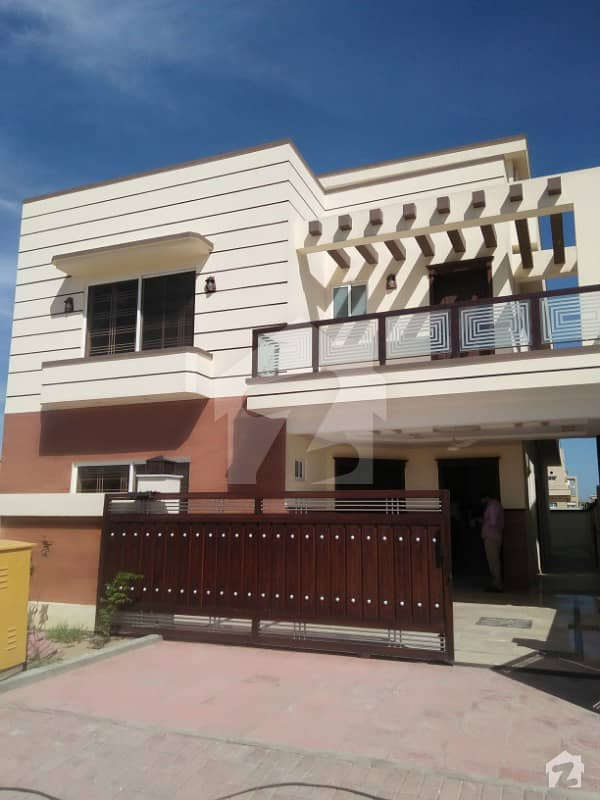 10 Marla Brand New House For Sale Bahria Town Rawalpindi Phase 8 Sector E Near To Roots School Campus