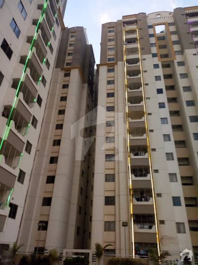 Flat For Sale In Al Khaleej Tower Federal B Area Block 8