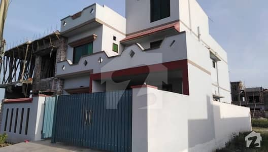 10 Marla New House For Sale In E1 Block Of AWT Phase 2