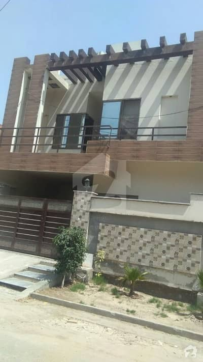 "6 Marla House for sale in Tech Town Block ''E"" black main Satiana Road Fasialabad"