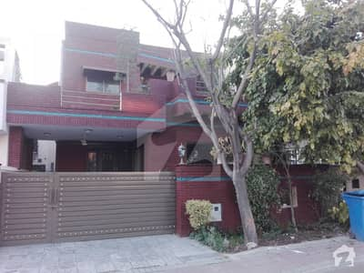 Beautiful 10 Marla 4 Bedrooms House Available For Sale In Phase 4