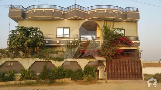Ali Pur Farash Beautiful Location 10 Marla Corner House For Sale