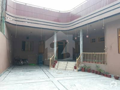 Canal Road Academy Town Peshawar House For Sale