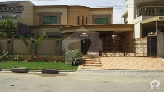 Golden Opportunity,50ft Road,6 Bed, 2 Kitchen, 2 Tv Lounge,  Drawing , Dining, Terrace, Servant , Porch For 6 Car, Beautiful Lawn   In Architect ,joher Town   For Sale