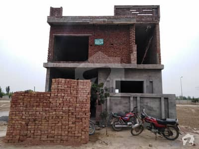Gray Structure House Is Available For Sale
