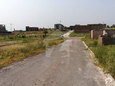 Rawal Enclave Phase 3 Best Location 5 Marla Plot File With Possession 450000 A Block