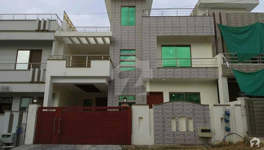 Brand New 3 Story With Brsment House For Sale In F-15/1 Islamabad