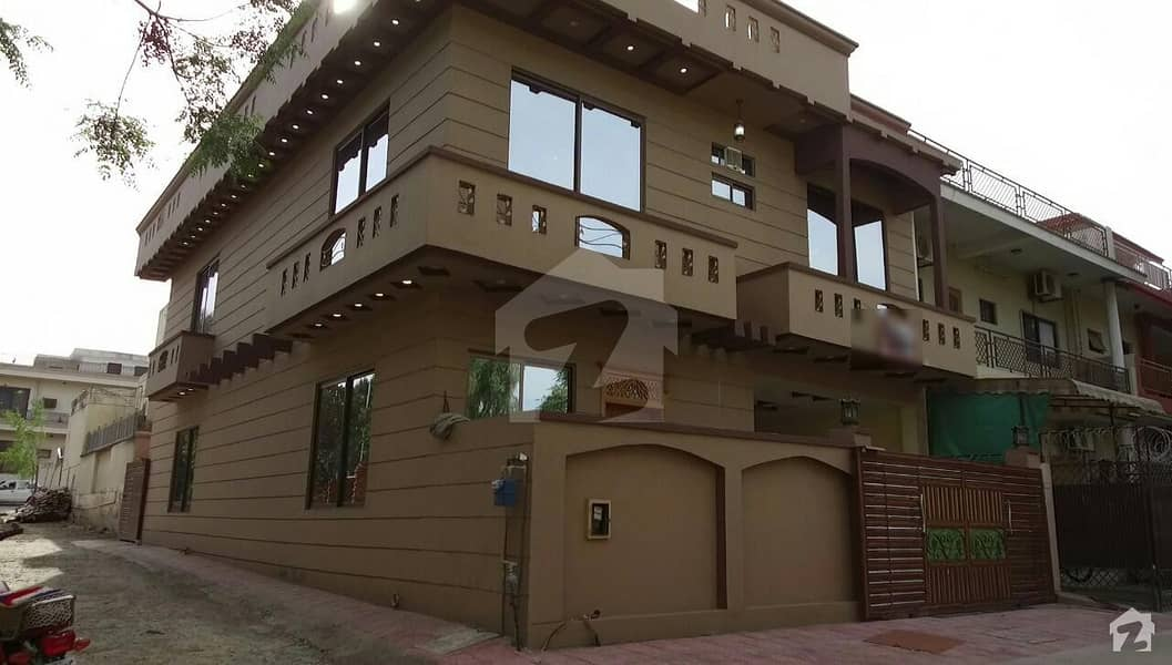 Brand New Double Unit Corner House For Sale In G-11/1 Islamabad