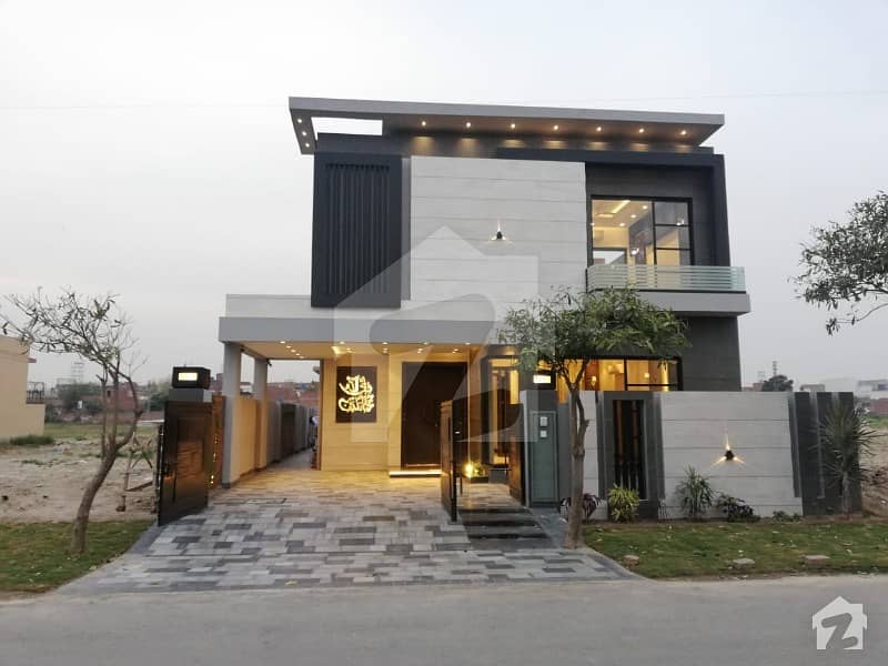 Brand New Luxuries Designed Bungalow Near Packages Mall