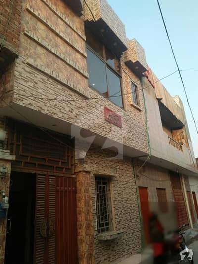 نشتر کالونی لاہور میں 3 کمروں کا 2 مرلہ مکان 35 لاکھ میں برائے فروخت۔
