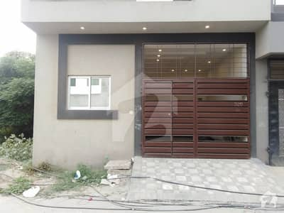 3 Marla Brand New House For Sale In Abu Zar Block Of Lahore Medical Housing Scheme