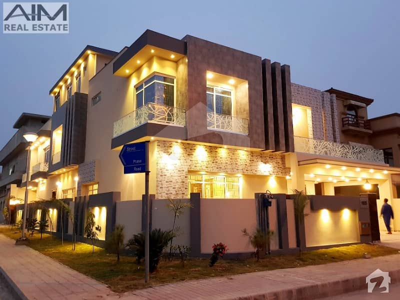Luxury 1 Kanal Corner House Is For Sale On Boulevard