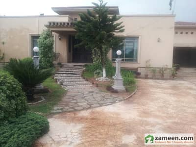 Nicely Developed Farm House Is Available For Rent