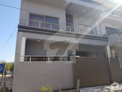 G-7/2 Brand New Corner House At Prime Location Available For Sale