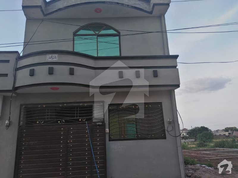 3. 5 Marla Marla Single Story House Available For Sale In Adyala Road