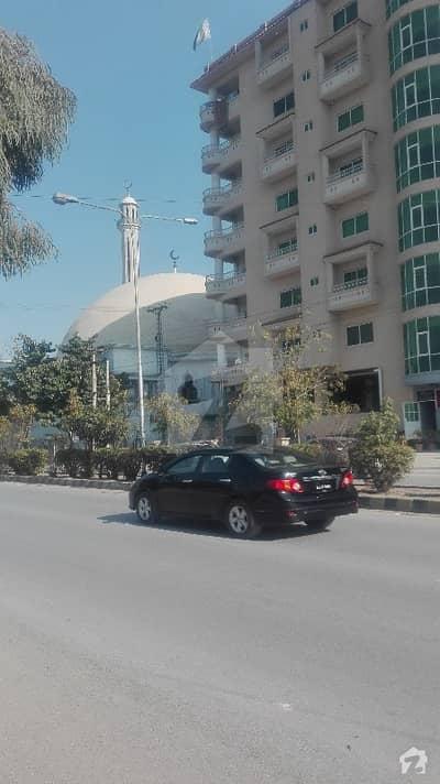 Corner Flat In Deans Heights Hayatabad Town Peshawar