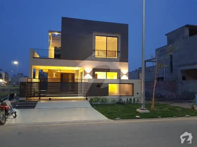 Brand New Luxuries Designed 08 Marla House Is For Sale
