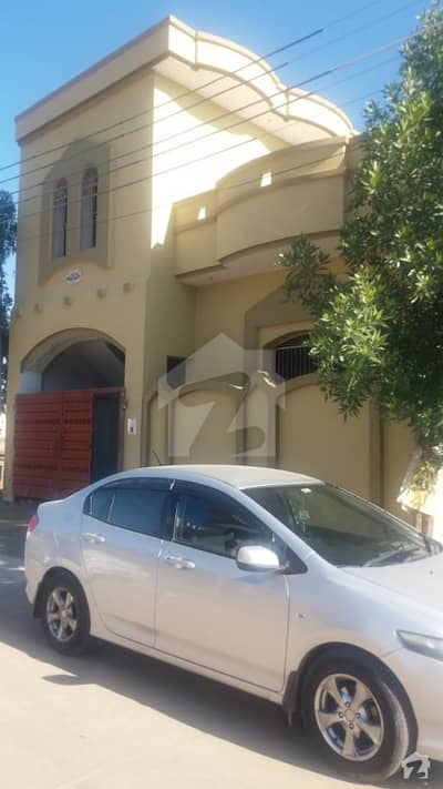 Brand New Single Storey House For Sale In Diamond City Housing Colony
