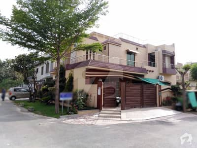 13 Marla Corner House Is Available For Sale In B Block Of Abdalian Society