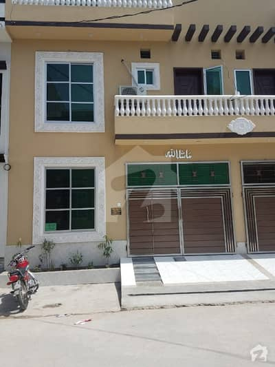 5 MARLA LOWWER PORTION IS AVAILABLE FOR RENT IN LALAZAAR GARDEN
