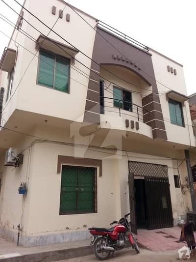 House For Sale At Jhang Road Ali Housing Colony