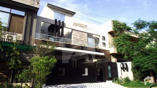 11 Marla House Is Available For Sale In B Block Of Pak Arab Society