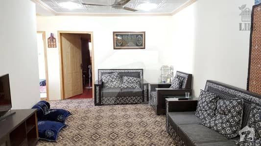 1050 Square Feet Flat For Sale In Umar Heights Jinnah Town
