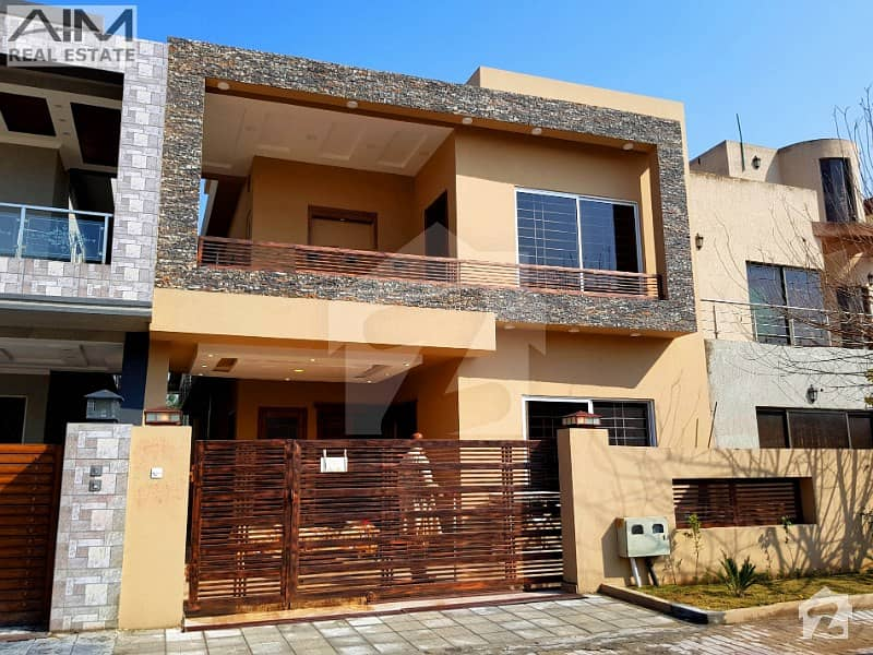 Excellent 10 Marla 5 Bed House For Sale In Bahria Town