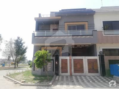 5 Marla Brand New Corner House Available For Sale