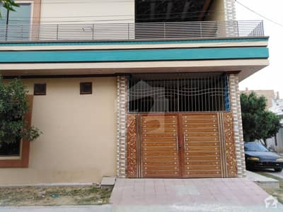 4 Marla Corner Single Story House For Sale