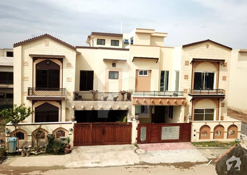 7 Marla Double Unit Stylish House