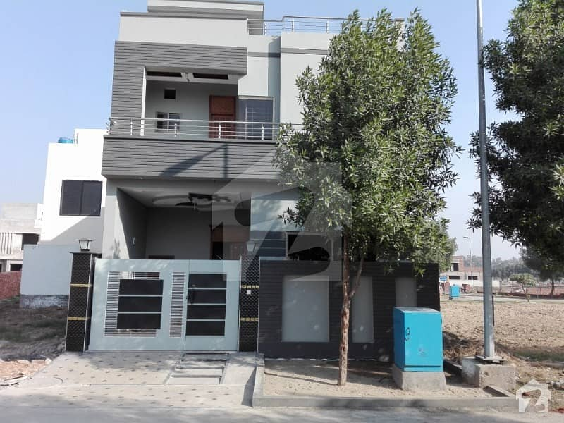 Brand New House Is Available For SaleIn CC Block