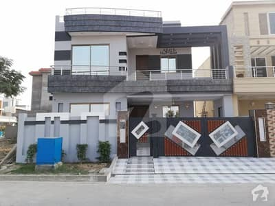 Brand New House Is Available For SaleIn AA Ext Block