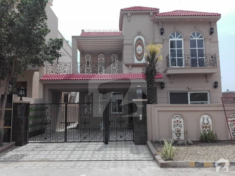 Brand New House Is Available For SaleIn AA Block
