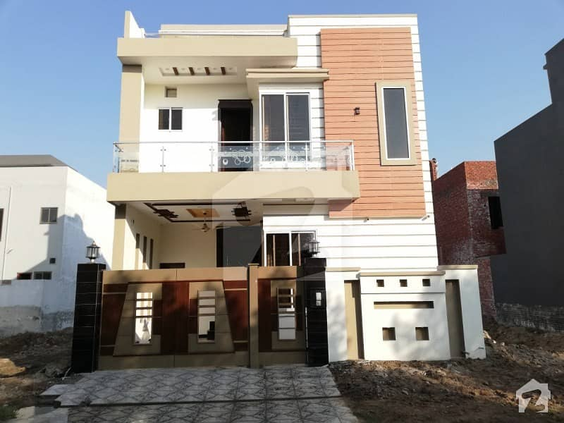 Brand New House Is Available For Sale	In DD Block