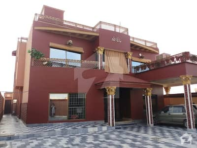 1 Kanal 3 Marla Double Storey Villa For Sale In Islamabad