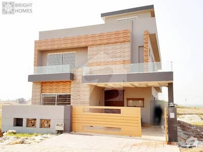 Amazing 10 Marla 5 Bed House For Sale In Bahria Town