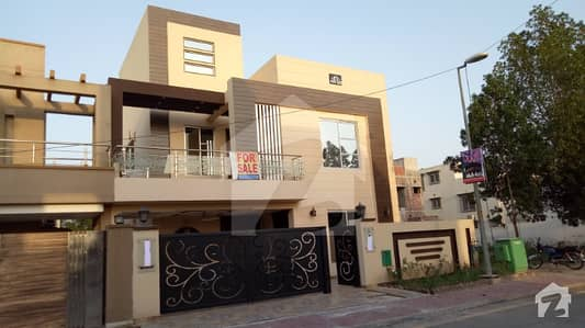 Superb Alleviation Brand New 10 Marla House for Sale in Bahria Town