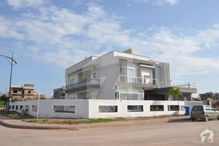 1 Kanal With 13 Marla Extra Extra Land Villa Is Available For Sale