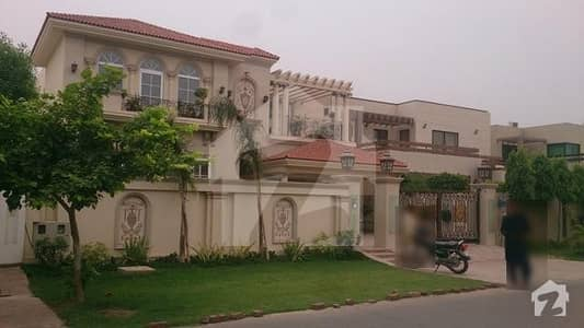 2 Kanal Used Old Bungalow For Sale In Phase 1 Dha Lahore Cantt