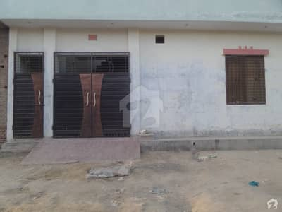 Single Storey Beautiful Corner House For Sale At Al Rehman Town Okara