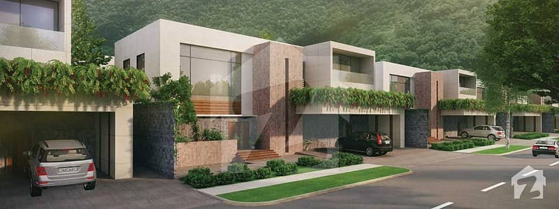 5 Marla Mayfair Villas 20 Down Payment On Easy Installment For Sale Park View City