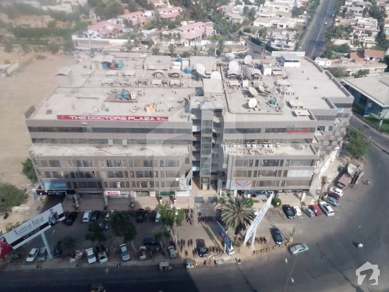 1500 Sqft Office Space On Rent In The Plaza Building Clifton Karachi