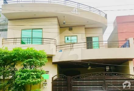 10 Marla House Available For Sale At Pcsir Phase 2